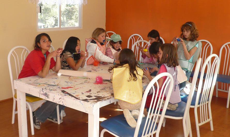 Campamentos de verano en México