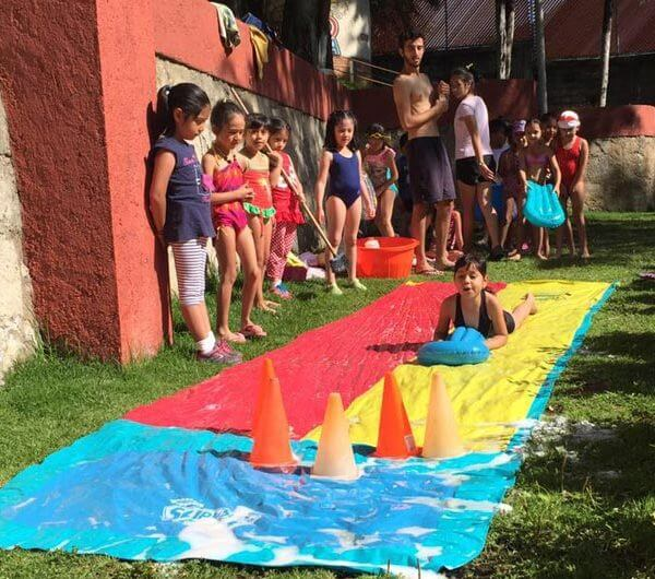 Actividades aire libre rancho campamento de verano