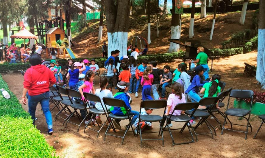 Campamentos para niños en Rancho Aventura