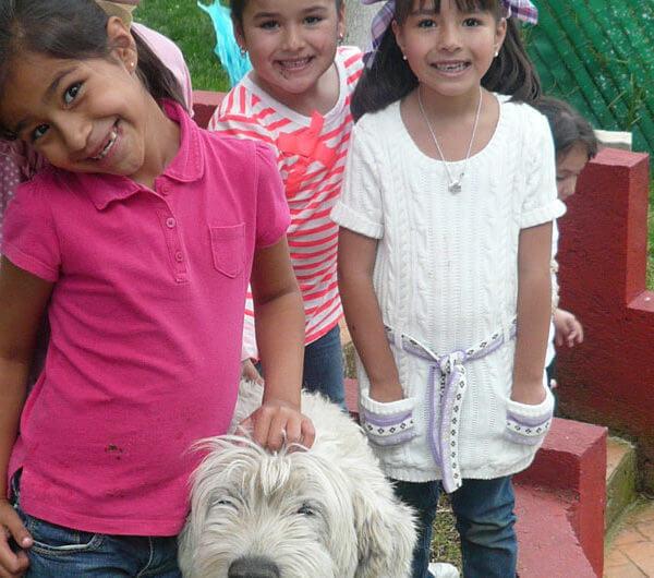 Campamentos infantiles a las afueras de la Ciudad