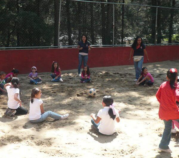 Actividades infantiles campamentos rancho aventura