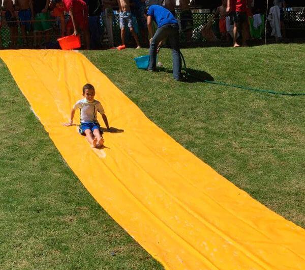 Actividades al aire libre en Rancho aventura