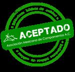 Certificado Asociación Mexicana de Campamentos LOGO