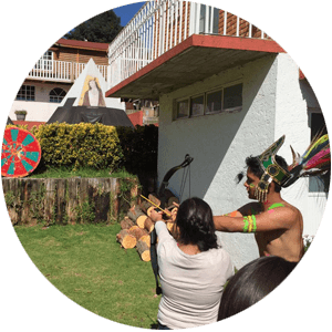 Campamentos escolares en el Estado de México