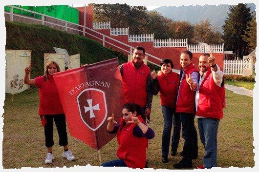 Team building actividades Estado de México