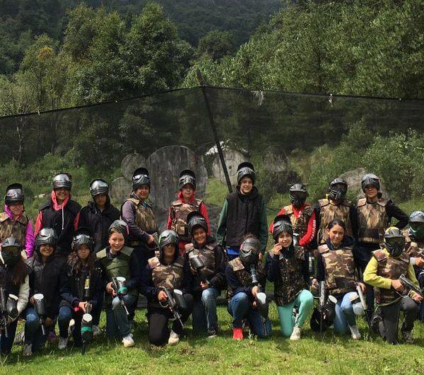 campamentos para jóvenes en México