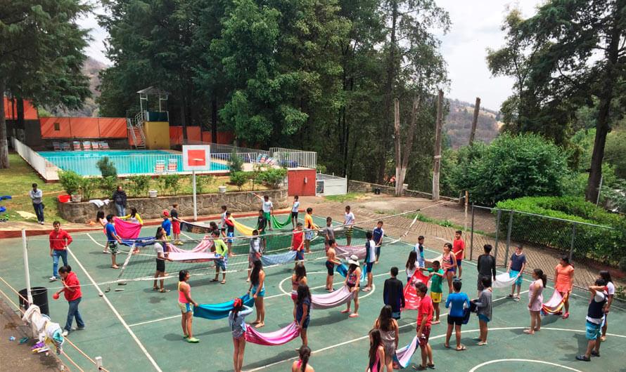 Campamentos escolares qué son y cuál es su principal objetivo 1