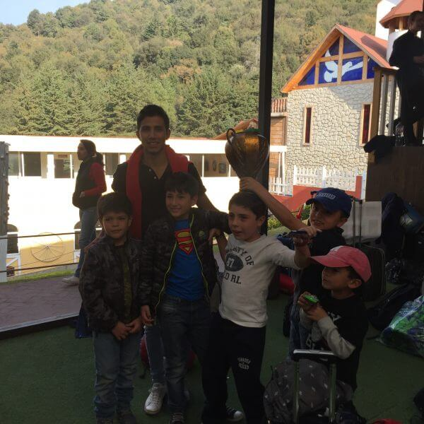 Juegos para niños durante sus vacaciones